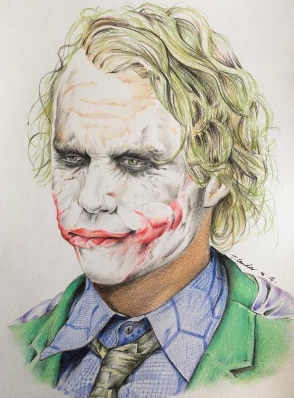 Heath Ledger by TraceyLawler